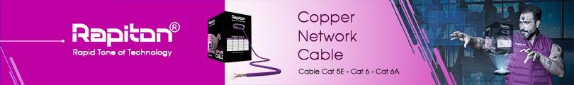 قیمت کابل شبکه CAT 6 و CAT 7